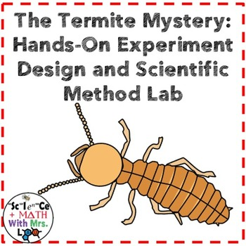 FREE Hands-On Experiment Design and Scientific Method Lab: