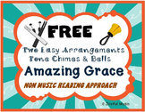 FREE**Worship with Chimes & Bells Music Series**AMAZING GRACE