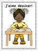 J'AIME FREEBIE! French Emergent Readers & Writers! Check o