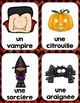 FRENCH {Halloween}Math and literacy/Halloween {maths et li