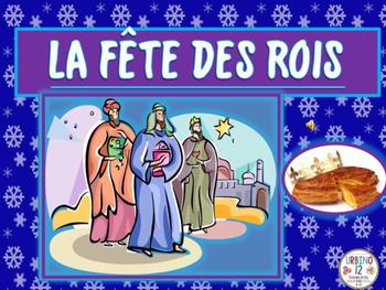 FRENCH: LA FÊTE DES ROIS