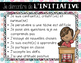 FRENCH LEARNING SKILLS POSTERS & SUCCESS CRITERIA (COMPÉTE