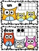 """FRENCH: """"Owl"""" About Numbers {Math Posters 1-10} Kindergart"""