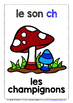 FRENCH PHONICS & SOUNDS (1) - 20 POSTERS / ACTIVITY