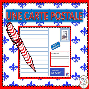 FRENCH: Une Carte Postale