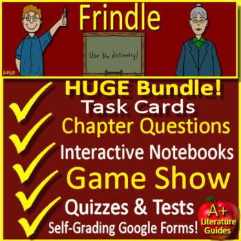 Frindle Unit Novel Study