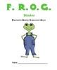 F.R.O.G. Binder Student Organization System