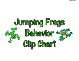 FROG THEME BEHAVIOR CLIP CHART AND MANAGEMENT SYSTEM!