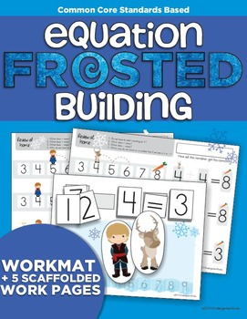 FROSTED Equation Building | Number Line | Addition Subtrac
