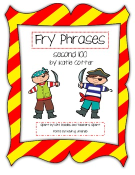 FRY Phrases Book & Center--second 100