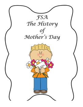 FSA PREP - FSA Reading - 5th and 4th grade - Mother's Day