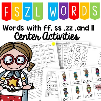 FSZL RULE Review Games and Activities
