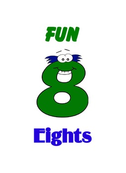 FUN Eights Gamees 1&2 (Fry Words 1-120)