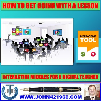 FUN MIDDLES: HOW TO GET GOING WITH YOUR LESSON
