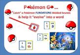 """FUN!  -WELDED SOUNDS-Pokémon Go! """"Catch"""" a Pokémon & help"""