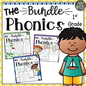 Phonics Level 1 Edition 2 Resources & Activities: THE Bund