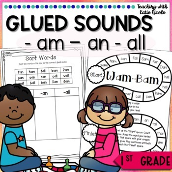 Level 1 Unit 5: Resources for learning Glued Sounds: -am,