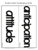 Fab Vocab {Week 14} A Weekly Vocabulary Unit