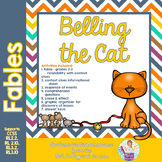 Fable Belling the Cat story with comprehension activities