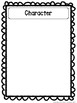 Fable Story Narrative Story Element Unit Outline Writing Book
