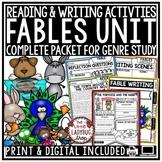 Fables Unit & Folktales Unit of Study