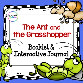 The Ant and the Grasshopper (Fables & Folktales)