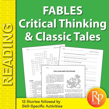 Fables: Critical Thinking & Classic Tales
