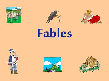 Fables Power Point