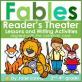 Fables (Reader's Theatre, Lessons and Writing Activities)