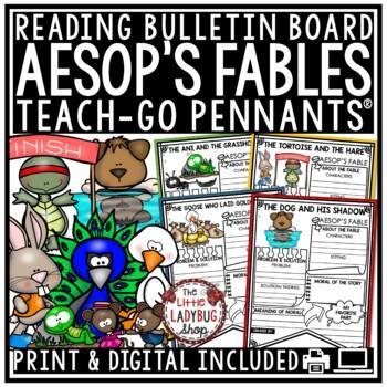Fables Study •  Fables Unit •  Aesop's Fables Activities