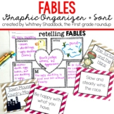 Fables Charts and Graphic Organizers