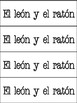 Fables for Reader's Theatre in Spanish