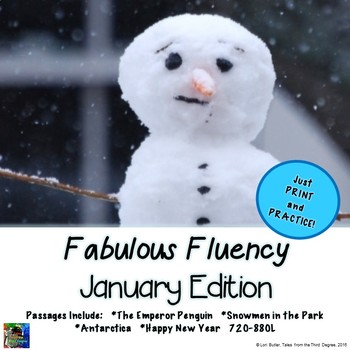 Fabulous Fluency January Edition