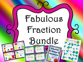 Fabulous Fraction Bundle