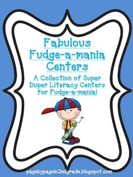 Fabulous Fudge-a-mania Centers