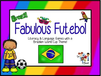 Fabulous  Futebol! Language & Literacy Game
