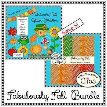 Fabulously Fall! Glitter Collection Bundle