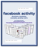 Facebook Character Sketch Lesson Any Novel Full Version 1