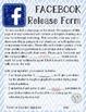 Facebook Photo Release Form