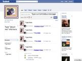 Facebook Conversation Template-Fun and Creative!