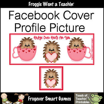 Facebook Covers-Profile Pictures--Hedge Over Heels for You