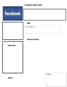 Facebook Project/Checklist