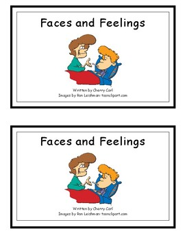 Faces and Feelings (Guided Reader (-ace Word Family)