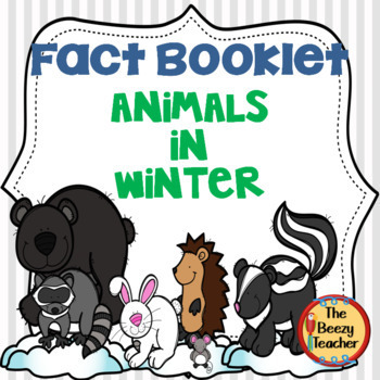 Fact Booklet - Animals in Winter