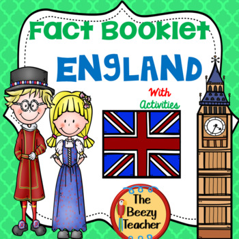 Fact Booklet - England