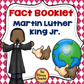 Fact Booklet - Martin Luther King Jr.