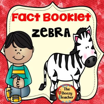 Fact Booklet - Zebra