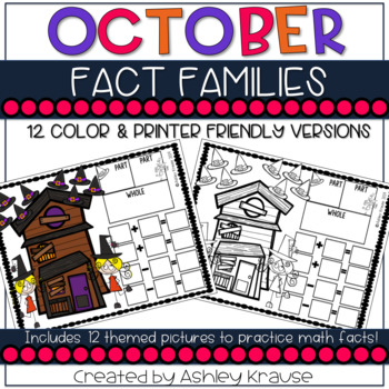 Fact Family Haunted Houses