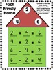 Fact Family Houses Math Station