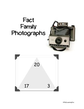 Fact Family Photographs